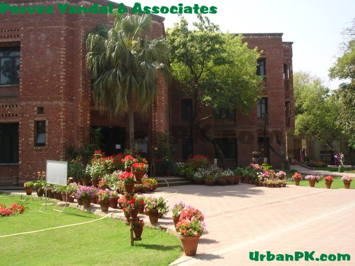 Lahore: Kinnaird College for Women University (KCWU) - Completed ...