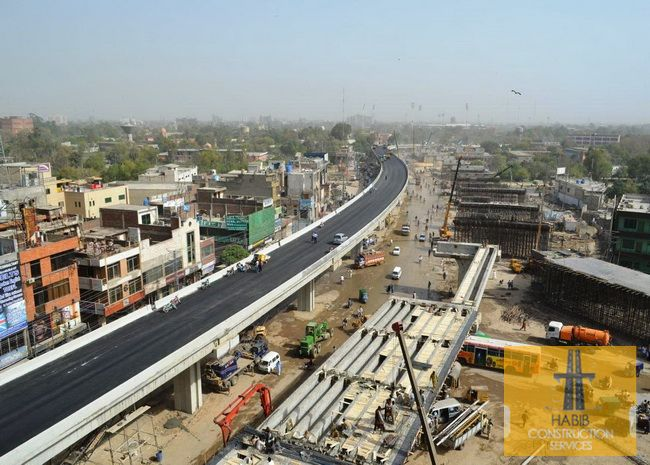 Lahore Flyover Pictures List of Flyovers in Lahore