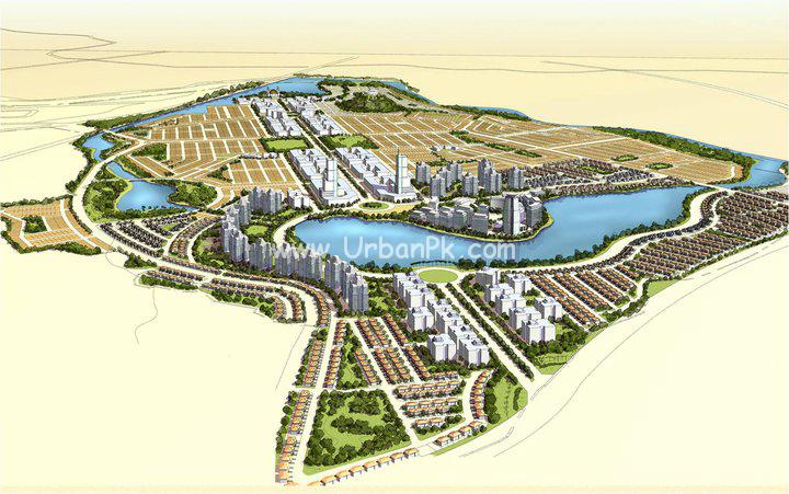 Rawalpindi Master Plan Master Plan Sector a